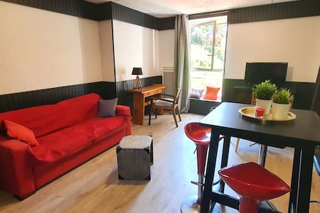 Appartement typique Bayonnais.