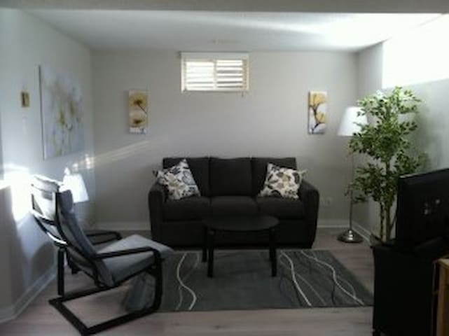 Bright Spacious Apartment, Newly Renovated - Ottawa - Apartamento