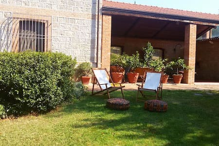 Perfect holiday house in Benevento, 7 beds, garden - Benevento - Casa de campo