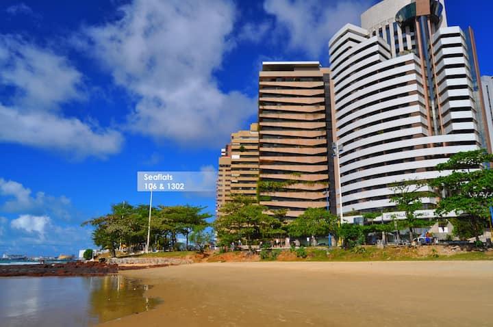 seaflat106 Fortaleza Villa Costeira