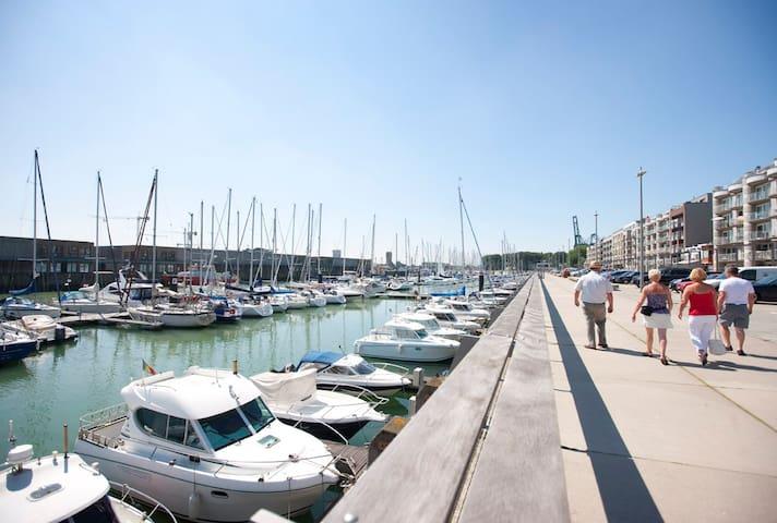 The best spots in and around Zeebrugge