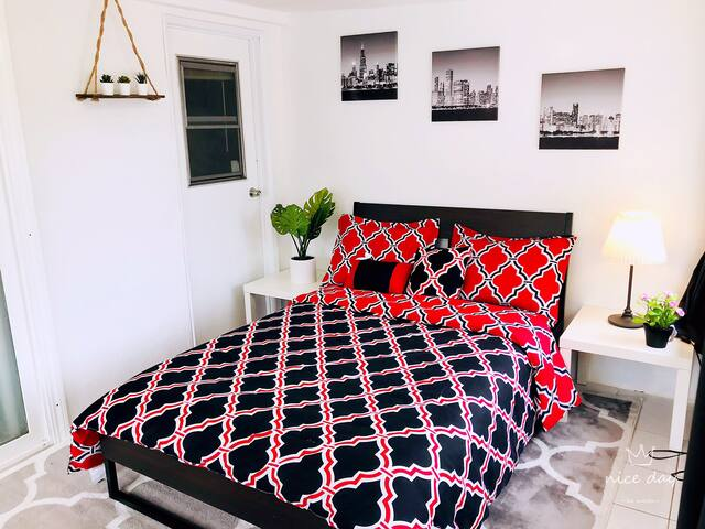 Star room/cozy/Close SFO/Downtown/private room