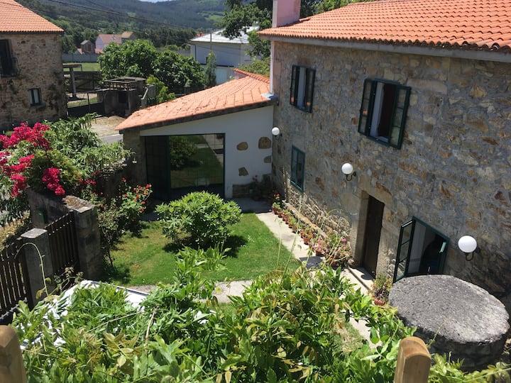 Galicia Casa Baldaio