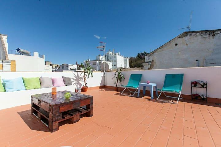 Apartamento Centro Sanlúcar.