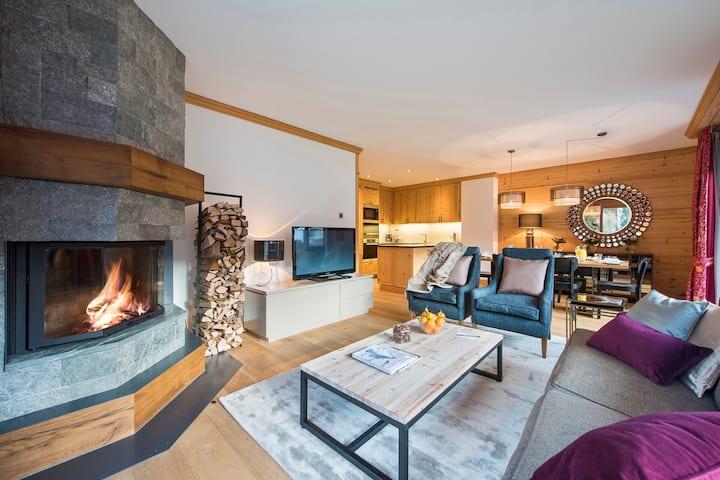 Apartment Schwarzsee, Chalet Shalimar