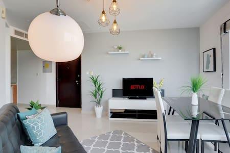 ★ Urban Metropolitan Home for 4 in Central JLT