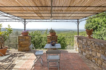 Agriturismo Casa Ercole - Greve in Chianti - Bed & Breakfast