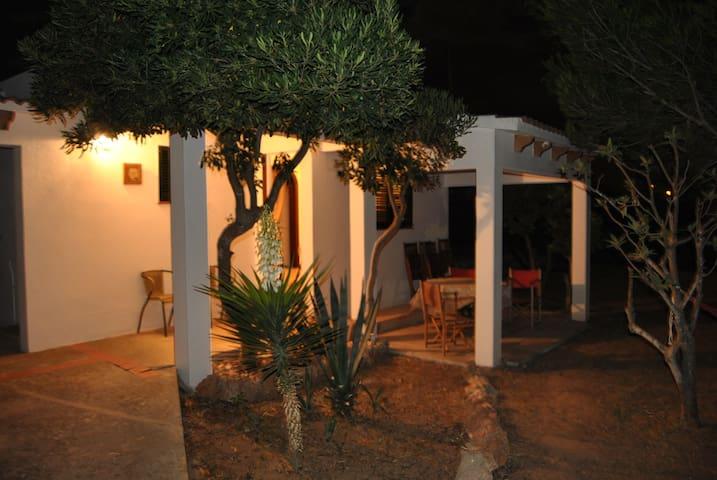 House with garden in Ciutadella Menorca - Ciutadella de Menorca - Casa
