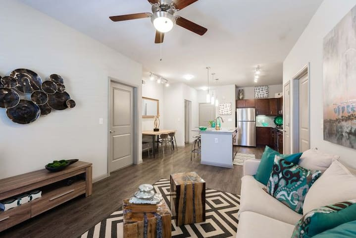 Stay as long as you want | 1BR in Richmond