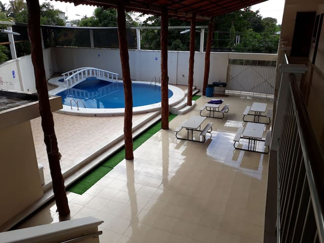 Renta de 1 habitaciones a 5 minutos de Chetumal
