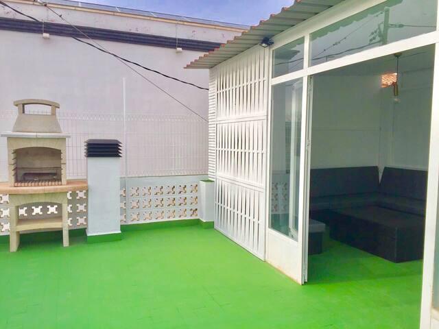 Casa Playa de Gandia Centro I