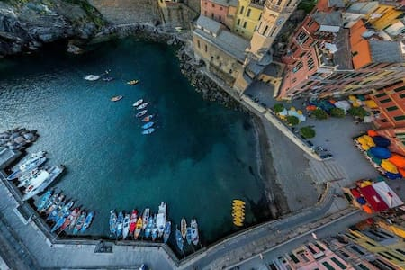 Paola 51 - Vernazza - Daire