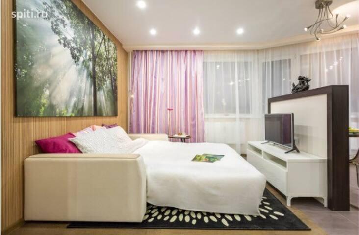 Студия люкс, комфортное жильё - Санкт-Петербург - Apartamento
