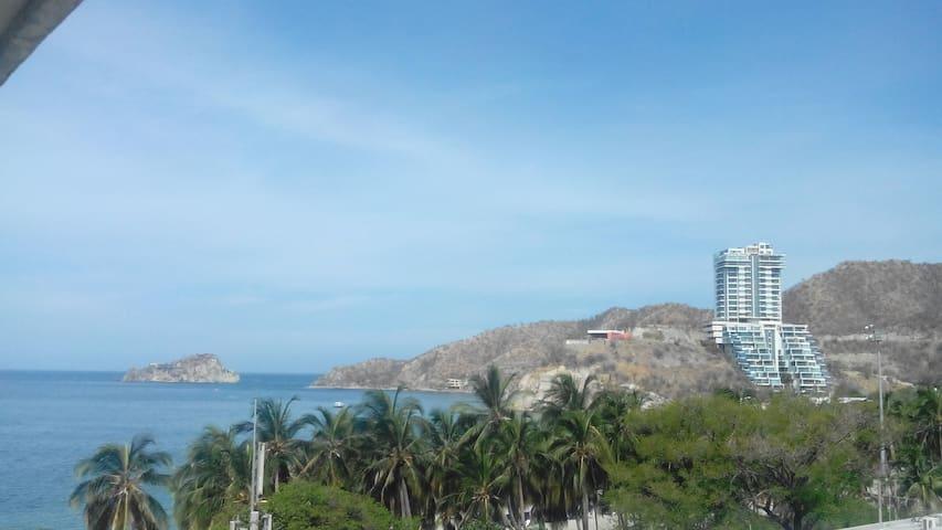 Hospedaje en el rodadero, tu lujo. - Santa Marta (Distrito Turístico Cultural E Histórico) - Huis