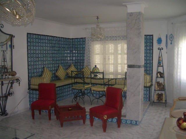 Un beau duplex au coeur d'Hammamet