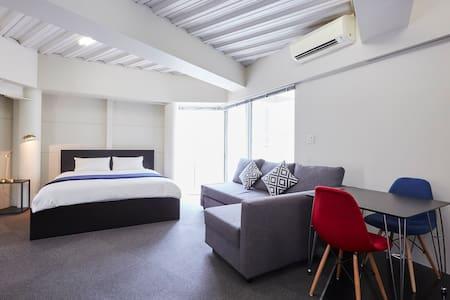 Luxury designers apt. byTokyo tower 5pax - Minato-ku - Apartment