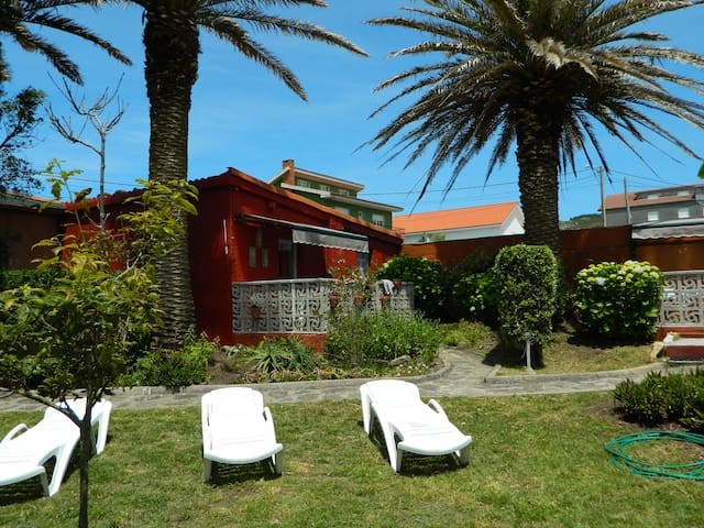 Bungalow nr. 3  for 3 pers. next to beach - Carnota - Leilighet