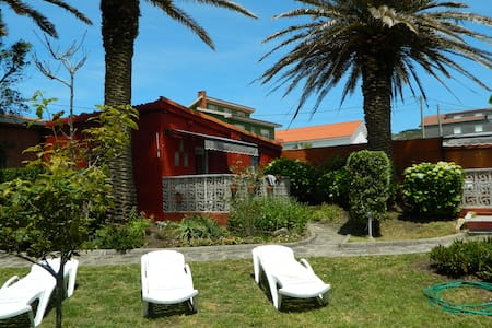 Bungalow nr. 3  for 3 pers. next to beach - Carnota