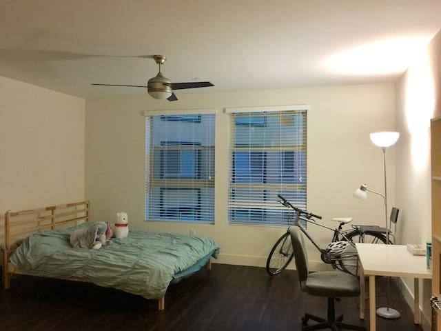 Milpitas Luxury Studio - Milpitas - Apartamento