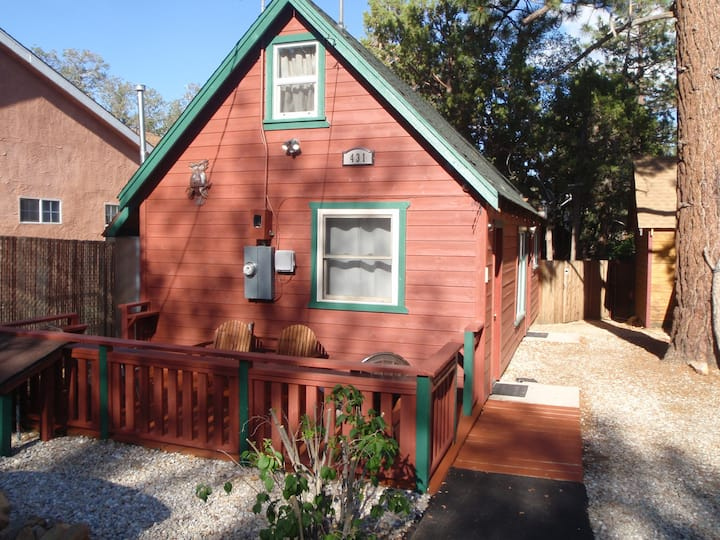 Renovated boutique Cabin Air/heat 1 bdrm Sugarloaf