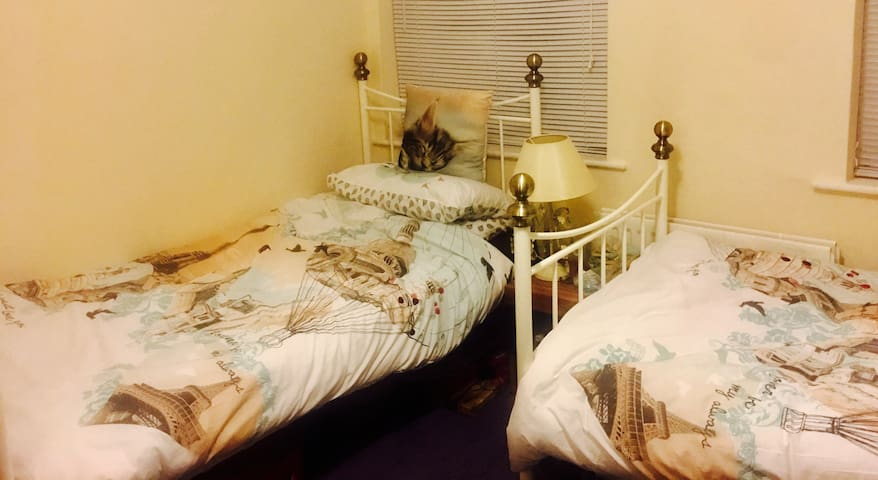 Lovely cosy and comfy room - Bexhill - Ház
