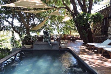 Beautiful Oasis, Lago de Coatepeque - Santa Ana - Rumah