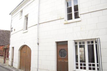 Beautiful 16th Century Village House - La Guerche - 独立屋