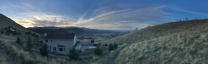 Mountain Views on Views