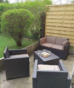 Studio Cosy avec jardin