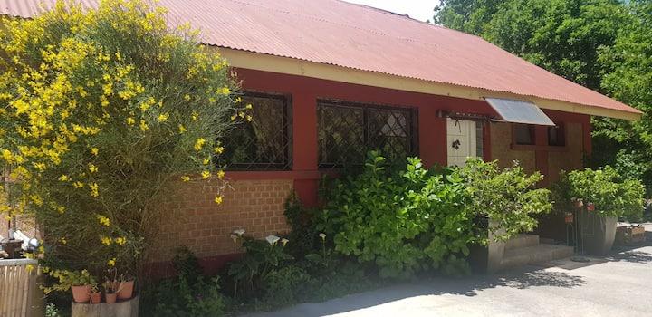 Casa Montaña Sonidos de Agua. Habitación privada