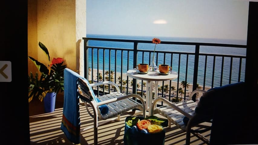Marriott Beach Place Towers 2 bdrm Mar 16-23-2019