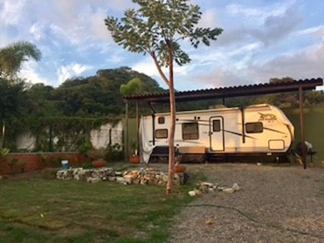 new trailer house with Bay view in Bucerias - Bucerías - Camper/RV