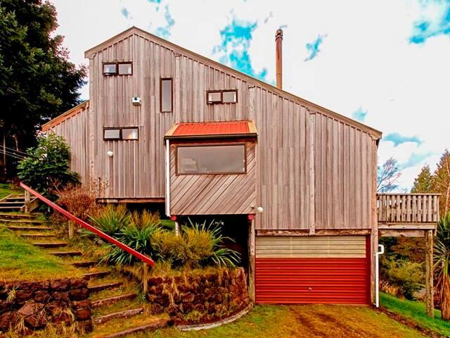 Ruapehu Chalet Rental JH7