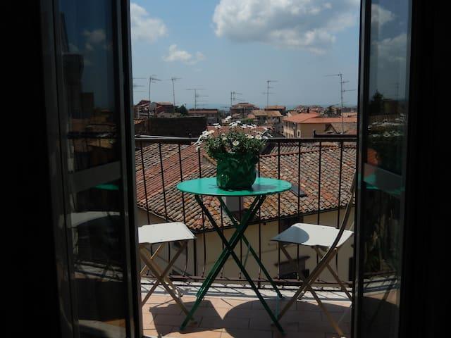 Interno 3 - appartamento centro storico con vista