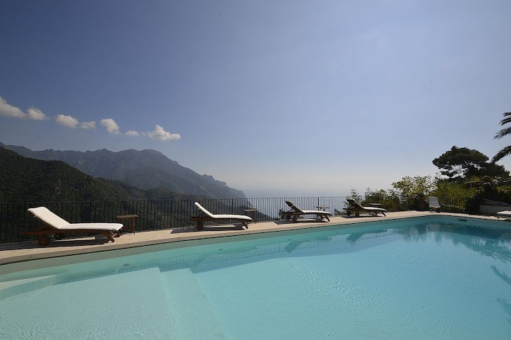Villa Stilnovo in Ravello