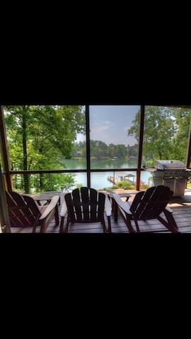 Private King Suite with private entrance+man cave - Loudon - House