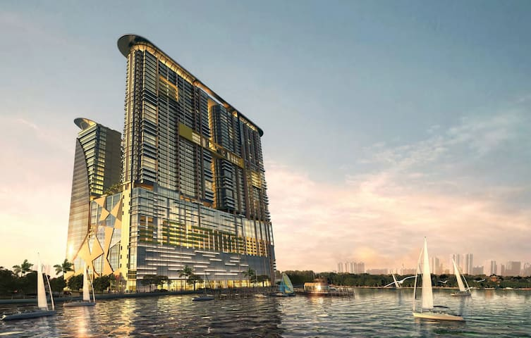 Silverscape Luxury Residences (Hatten City) - Melaka - Lägenhet