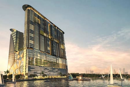 Silverscape Luxury Residences (Hatten City) - Melaka - Huoneisto
