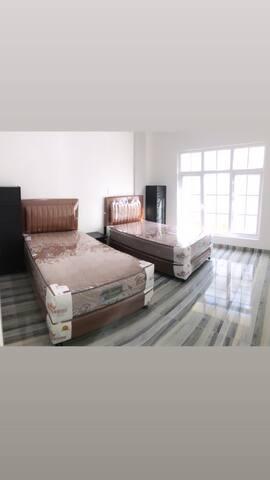 Medan Guest House Komp Ismaliyah Bussiness Center