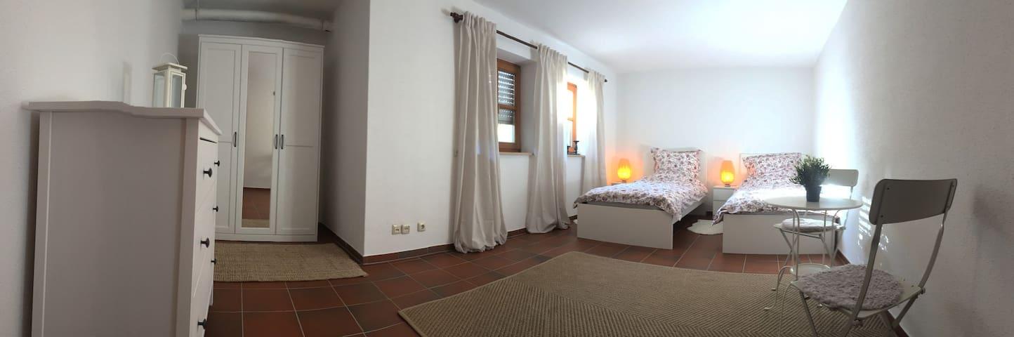 Gemütliche Apartments in Prien am Chiemsee Z3