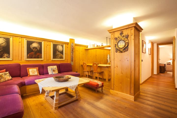 Apartment in the heart of Cortina