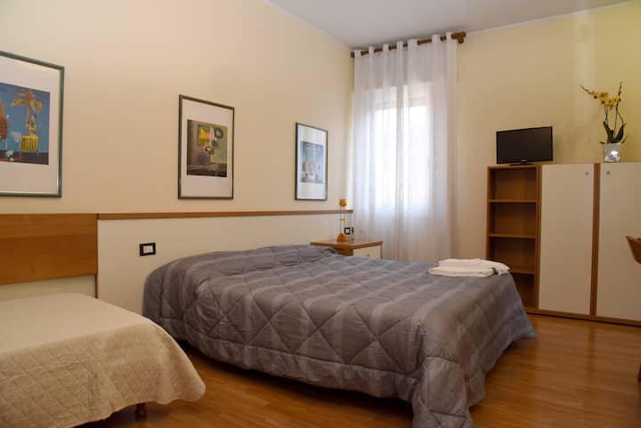 Residence and B&B Al Bacareto Room 1