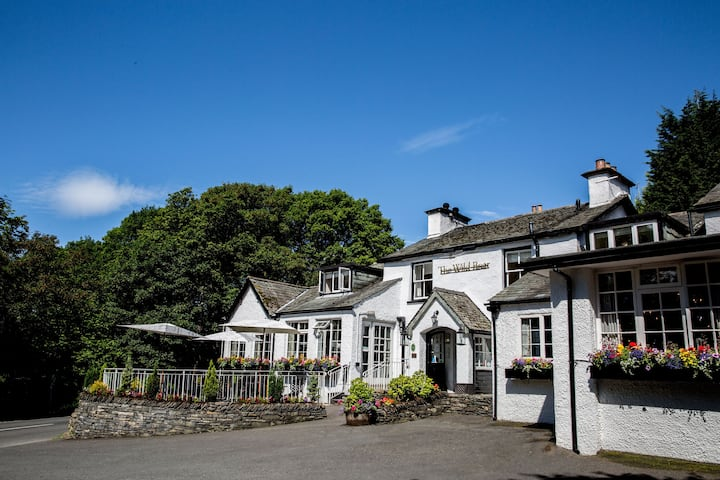 Lake District Hotel set in tranquil surroundings