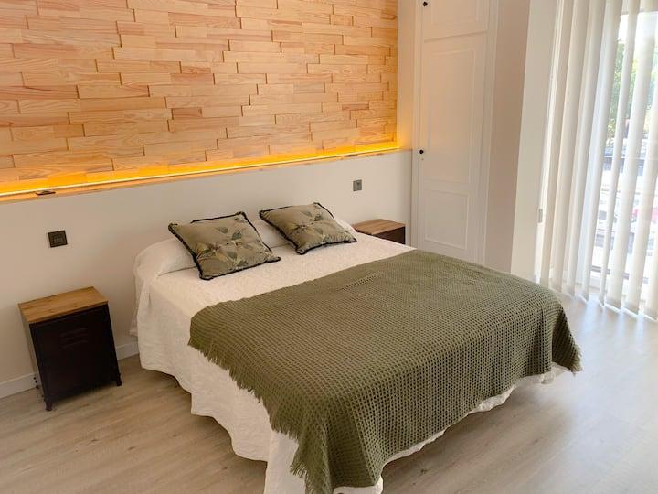 Centro-Alameda 2. Apartamento Luminoso De Diseño