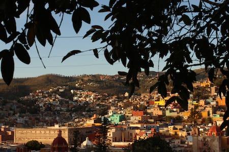 Habitación amplia en el Centro de Guanajuato. - Guanajuato