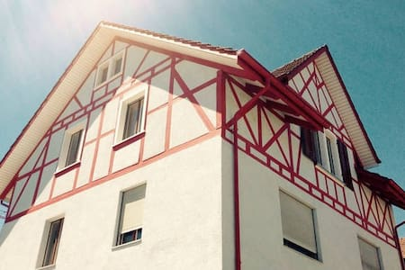 Altstadthaus Apartment #02 - Kreuzlingen - Apartament