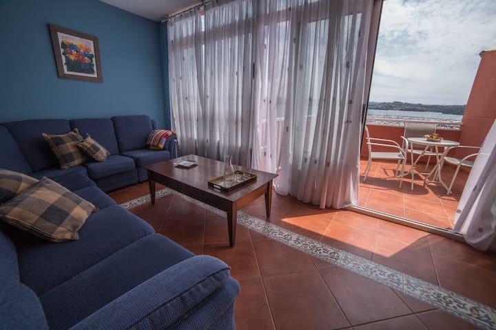 Casa con 6 habitaciones disponibles a pie de playa