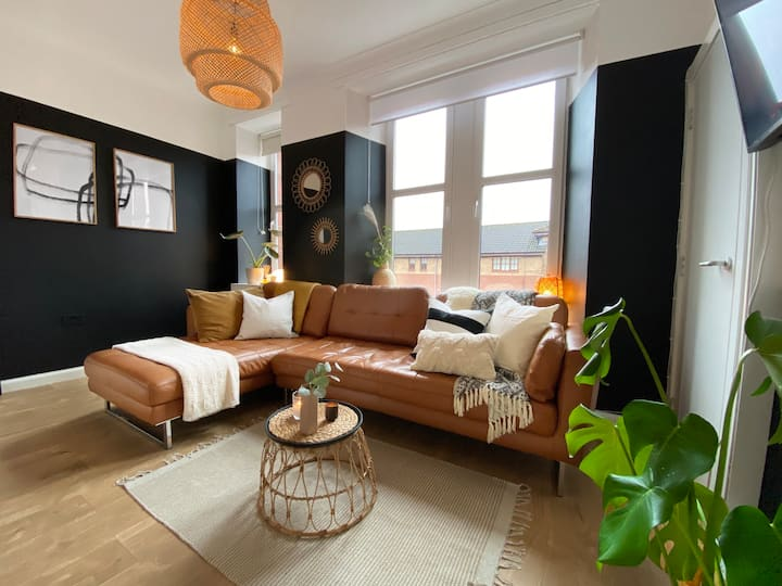 Beautiful 1-bed flat 8 minutes from the west end