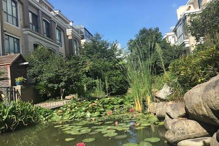 干净安静的东钱湖别墅区独立房间 - 宁波
