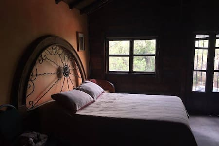 Beautiful room in amazing cabaña. - Guanajuato